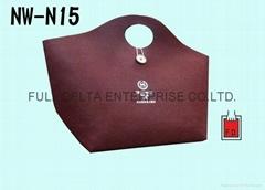 針扎棉環保購物袋/贈禮品袋 (飯店業者)