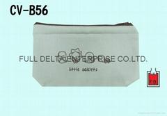 帆布鉛筆袋/化妝包/贈禮品袋