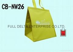 Non-woven cooler bag / food cooler bag