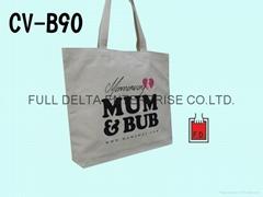 Canvas shopping bag / Canvas gift bag