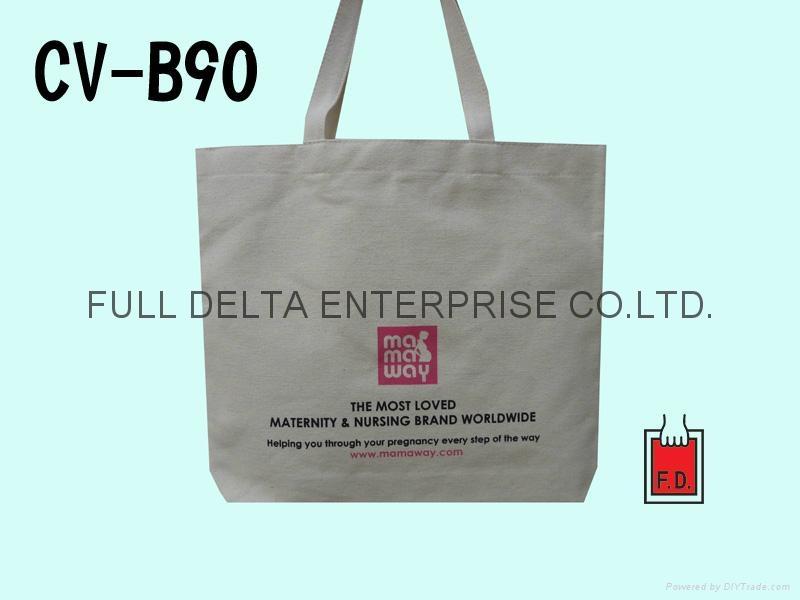 帆布環保購物袋 / 贈禮品袋 2
