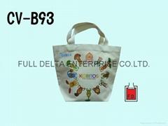 帆布環保購物袋/贈禮品袋(便利超商/影城業者)