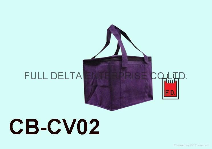 植絨布保溫袋 ( 餐廳飯店業/端午節粽子袋 ) 1