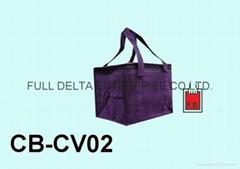 植絨布保溫袋 ( 餐廳飯店業/端午節粽子袋 )