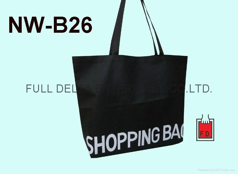 不织布底型/环保购物袋(服饰业者) 1