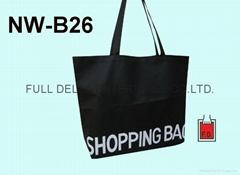 不織布底型/環保購物袋(服飾業者)
