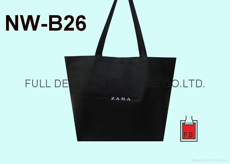 不织布底型/环保购物袋(服饰业者) 2
