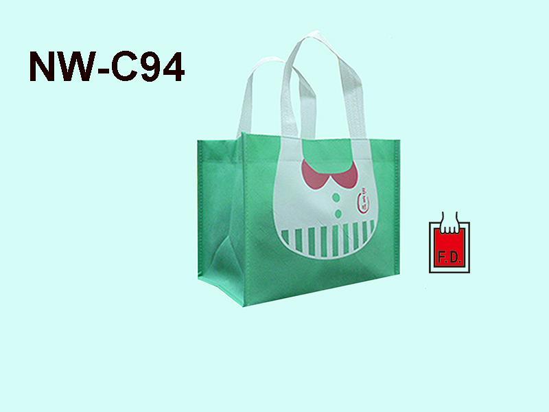 造型不织布环保袋/分隔袋(月子餐/月子中心) 1