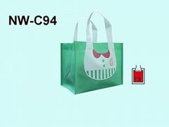 造型不織布環保袋/分隔袋(月子餐/月子中心)