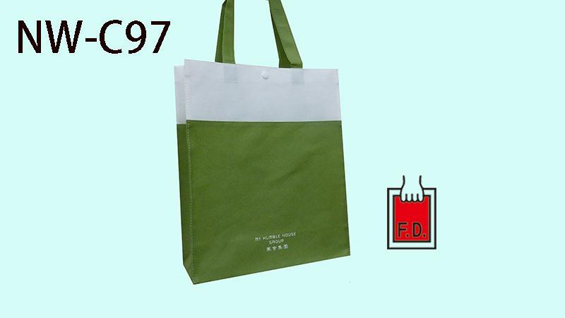 不織布購物環保袋 (飯店業者) 1