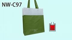 不织布购物环保袋 (饭店业者)