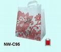 不織布購物環保袋 (飯店業者)