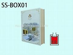鐵盒(飯店業者/月餅/禮盒)
