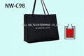 不织布立体型环保购物袋