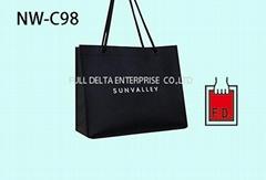 不織布立體型環保購物袋