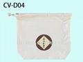 棉胚布串绳袋