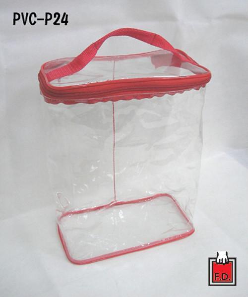 PVC巧克力購物袋(禮盒適用)