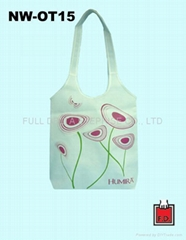 Non-woven bag with Circle Handle