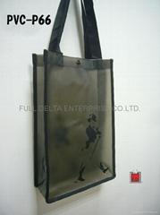 PVC赠礼品袋 ( 酒瓶专用袋 )