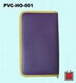 PVC bag for CD/VCD/DVD