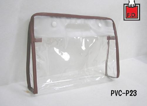 PVC / EVA die cut bag