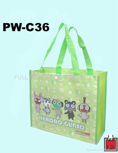 編織袋 - 立體型環保袋