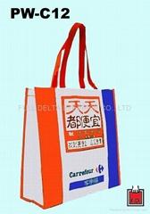 编织环保袋 / 编织购物袋 (卖场适用)