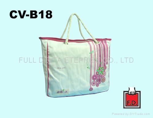 帆布環保購物袋 / 贈禮品袋 (食品業者)