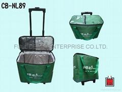 Nylon Trolley bag / Nylon cooler bag