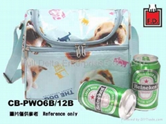 PP woven bag - Cooler Bag for 6,12 cans