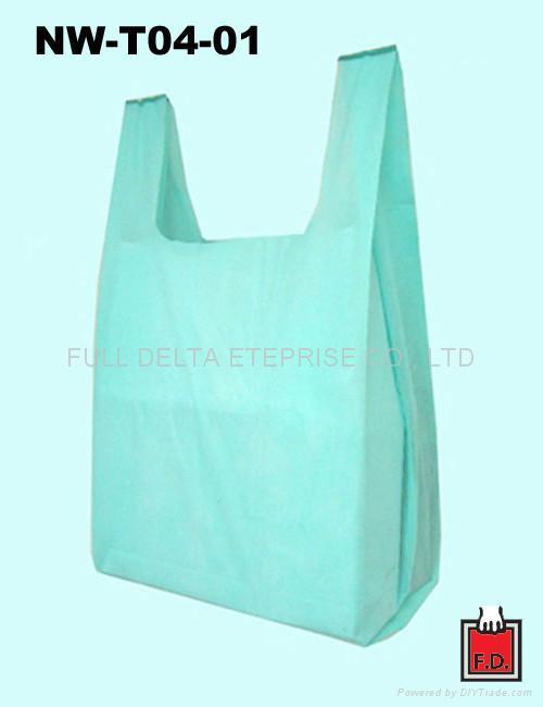 Non woven T-shirt Bag