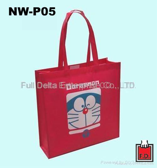 OPP膜不織布環保袋
