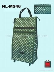 尼龍拖輪袋