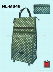 Nylon Trolley bag