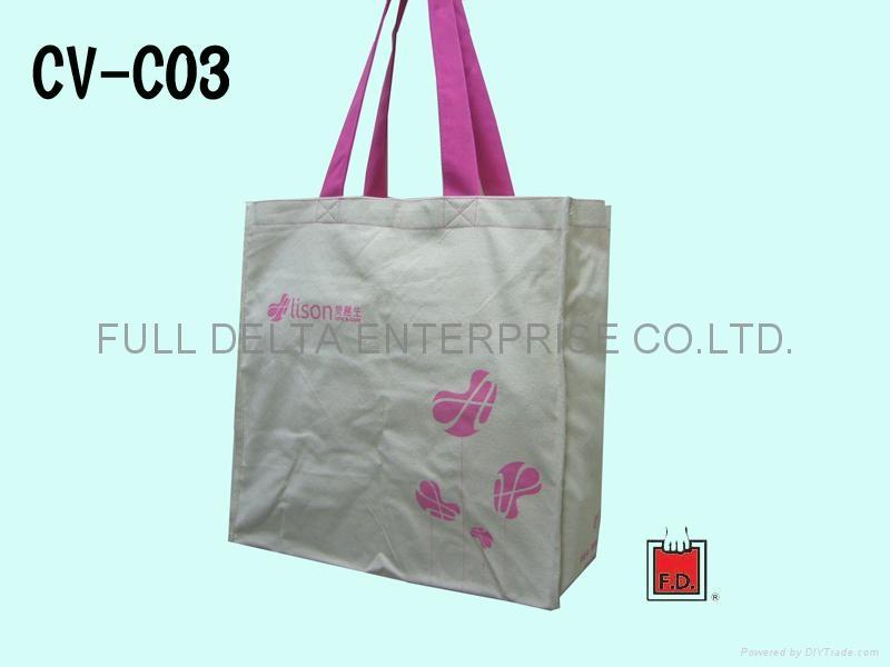 棉胚布购物袋 ( 妇产科业者 )