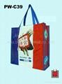 编织环保袋 / 编织购物袋 (