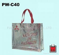 铝膜彩印编织袋 - 参展提袋