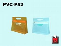 Die Cut PVC Bag