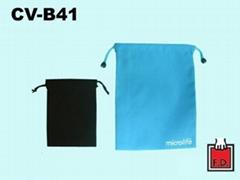 Velvet String-drawn Bags