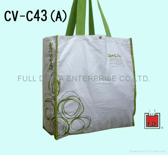 帆布购物袋 / 环保袋 ( 大买家量贩业者 )