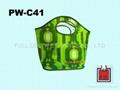 圆孔造型编织环保袋