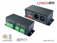 DMX-SPI signal decoder   LT-DMX-6803