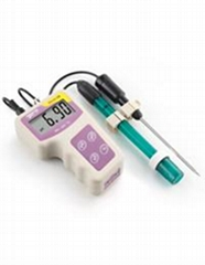 Portable pH/mV/℃ Meter