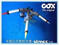 英国COX牌筒装型电动胶枪