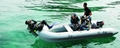 2.3 Meter-5 Meter:Inflatable Boat outboard motor & outboard engine 3