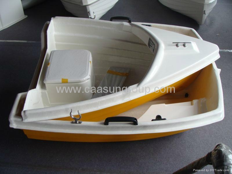 Two Block Fishing boat