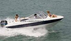 Sport Boat / Jet Boat /yacht (5.35 Meter)