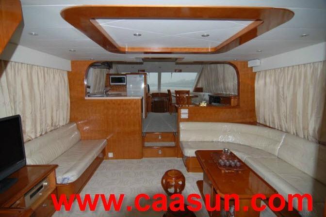 luxuary yacht