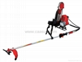 Knapsack Brush Cutter of gasoline 31 CC