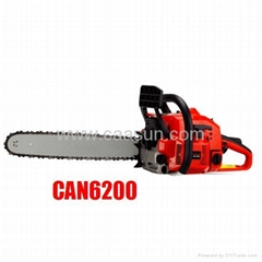 Gasoline Chain saw 62cc